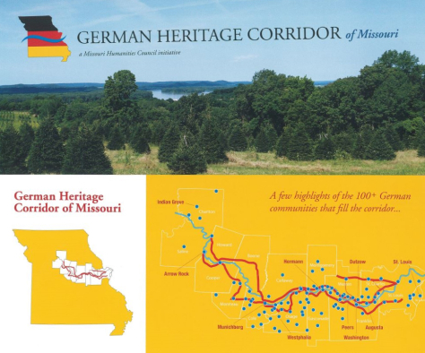 Brunswick, MO | Missouri German Heritage Corridor Map
