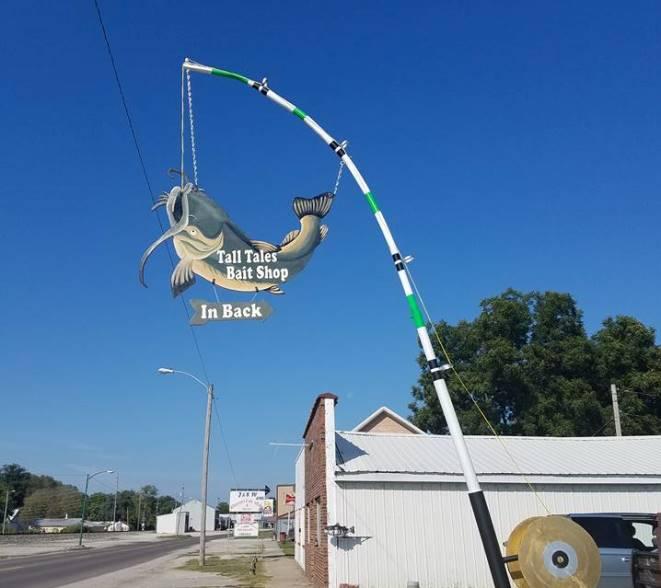 Tall Tales Bait Shop Brunswick, MO